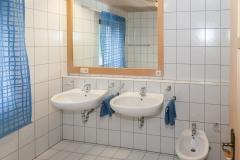 """HAUSER HOF - Appartement """"Franz"""", Bad / Waschbereich"""