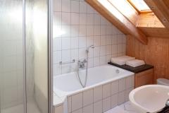 """HAUSER HOF - Appartement """"Anderl"""", Bad/Dusche"""