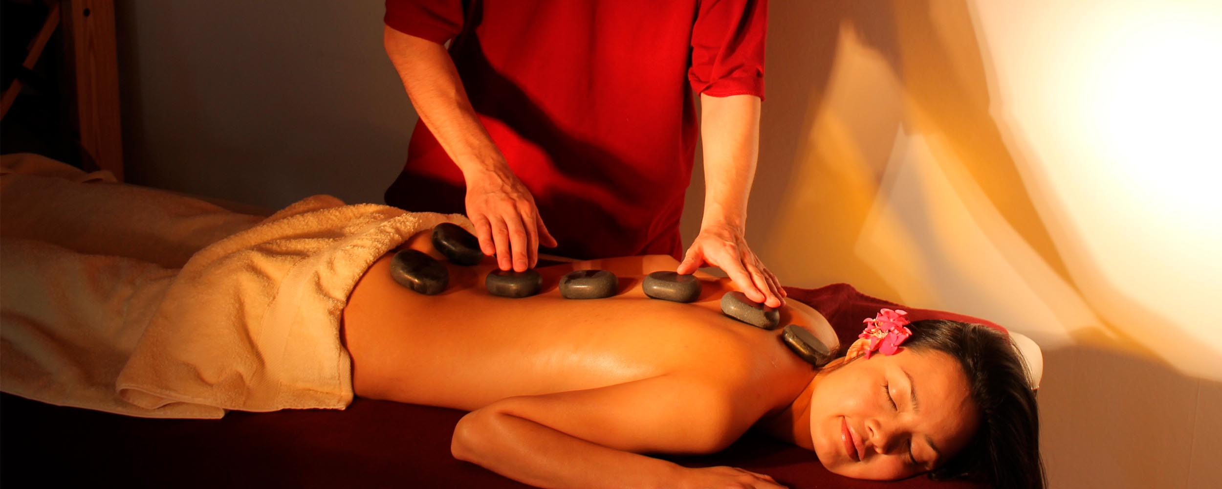 Wellness - Hot Stone Massage
