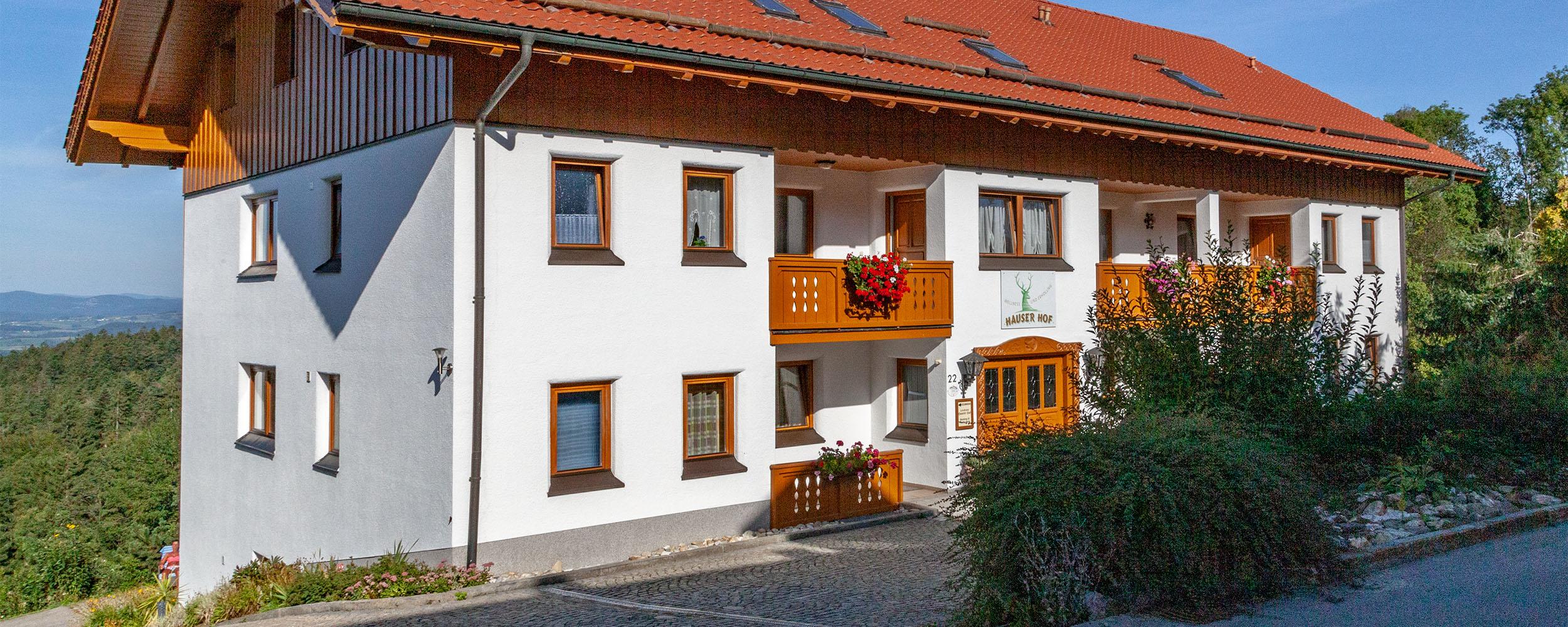 HAUSER HOF Ferienhaus